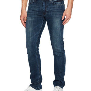 Blank NYC NEW Washed Blue Mens Slim Leg Denim Jean